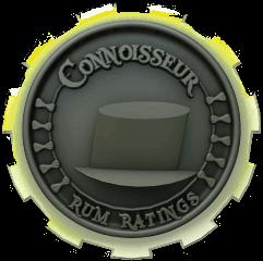 Connoisseur badge