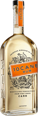 10 Cane Light rum