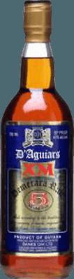 XM 5-Year rum