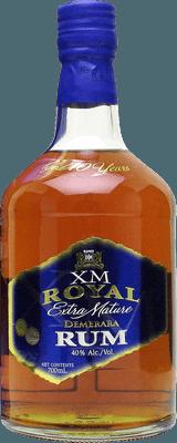 XM Royal Gold 10-Year rum