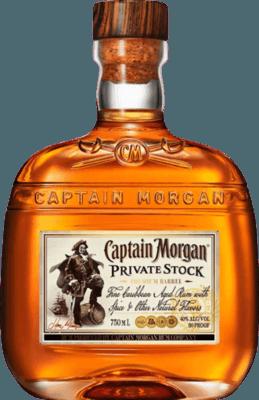 Medium captain morgan private stock
