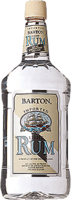 Small barton light rum