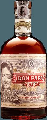 Don Papa Small Batch rum