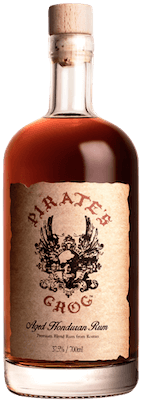 Pirate's Grog Golden rum