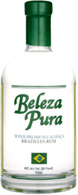 Beleza Pura Super Premium Cachaca rum
