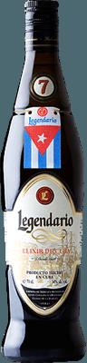 Legendario Elixir de Cuba 7-Year rum