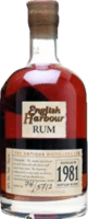 Small english harbour 1981 rum