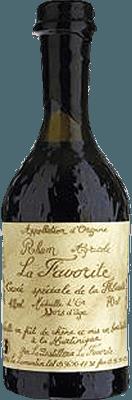 La Favorite La Flibuste rum