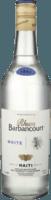Barbancourt White rum