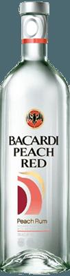 Bacardi Peach Red rum