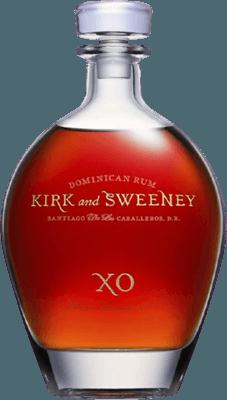 Kirk and Sweeney XO rum