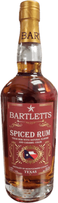 Bartletts Spiced rum