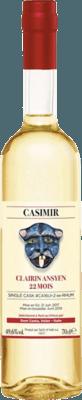 Clairin 2017 Casimir Ansyen 22-Mois rum