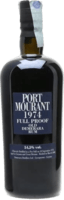 Velier 1974 Port Mourant 34-Year rum