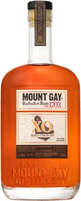 Mount Gay XO Triple Cask rum