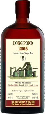 Habitation Velier 2005 Long Pond Teca 14-Year rum