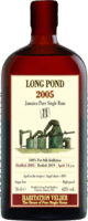Habitation Velier 2005 Long Pond Teca 14-Year rum