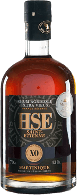 HSE XO Grande Reserve 8-Year rum