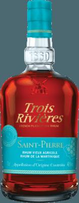 Trois Rivieres Cuvée Saint Pierre 10-Year rum