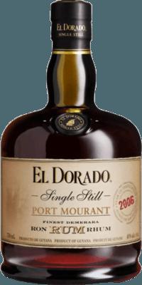 El Dorado 2006 Port Mourant Single Still rum