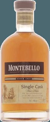 Montebello 1999 Single Cask rum