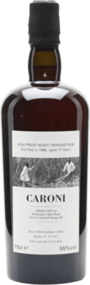 Caroni 1996 High Proof Heavy 17-Year rum