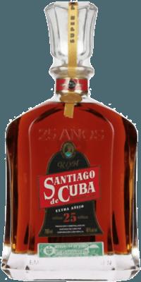 Santiago de Cuba Extra Anejo 25-Year rum