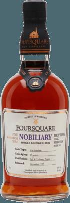 Foursquare 2005 Nobiliary 14-Year rum