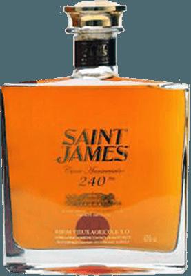 Saint James Cuvee 240th Anniversary 10-Year rum