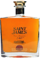 Saint James Cuvee 240th Anniversary rum