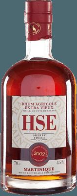 HSE 2002 Sherry Finish 6-Year rum