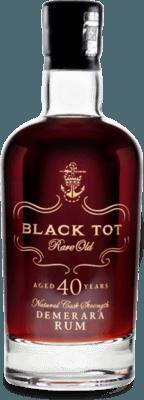 Black Tot 40-Year rum