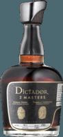 Dictador 1980 2 Masters Blend rum