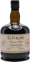 El Dorado 2006 Versailles Single Still 12-Year rum