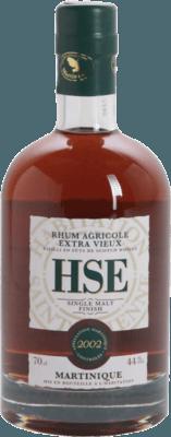 HSE 2002 Single Malt Finish 6-Year rum