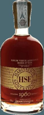 HSE 1960 Grande Reserve 34-Year rum