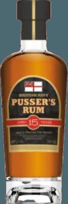 Pusser's British Navy 15-Year rum