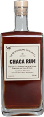 The Newfoundland Distillery Co Chaga 5-Year rum