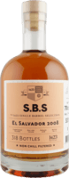 S.B.S. 2008 El Salvador Single Barrel Selection 12-Year rum