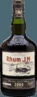 Rhum JM 2008 10-Year rum
