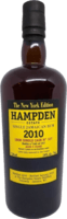 Hampden Estate 2010 New York Edition LROK Single Cask 9-Year rum