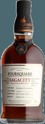 Foursquare 2007 Sagacity 12-Year rum