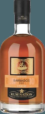 Rum Nation Barbados 8-Year rum