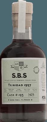 S.B.S. 1997 Trinidad Caroni Cask 193 19-Year rum