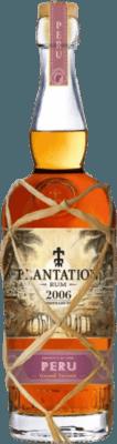 Plantation 2006 Peru rum