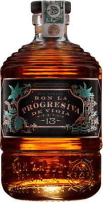 La Progresiva 13 rum