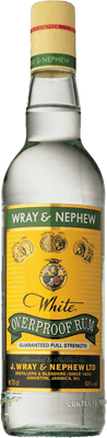 Wray & Nephew White Overproof rum