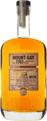 Mount Gay 2009 Master Blender Collection Pot Still 10-Year rum