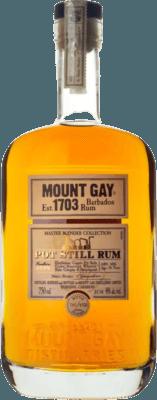 Mount Gay 2009 Master Blender Collection Pot Still 10-Year rum