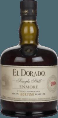 El Dorado 2006 Single Still Enmore 12-Year rum